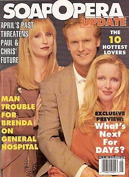 Soap Opera Update February 22, 1994