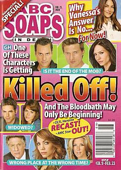 ABC Soaps In Depth February 23, 2009
