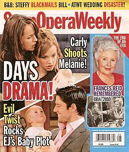 Soap Opera Weekly Feb 23, 2010