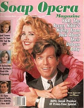 Soap Opera Magazine Feb. 23, 1993