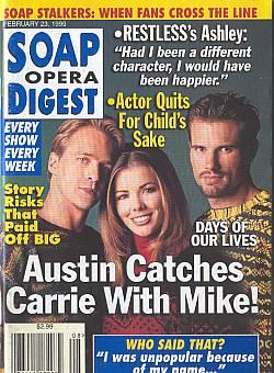 Soap Opera Digest - February 23, 1999