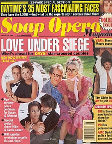 Soap Opera Magazine February 24, 1998