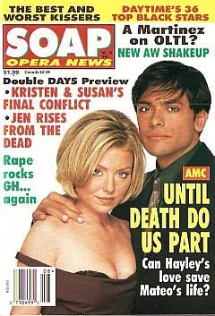 Soap Opera News February 24, 1998