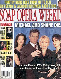 Soap Opera Weekly February 24, 1998