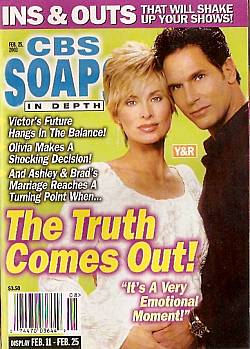 CBS Soaps In Depth February 25, 2003