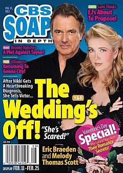 CBS Soaps In Depth February 25, 2013