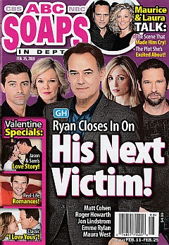 February 25, 2019 ABC Soaps In Depth