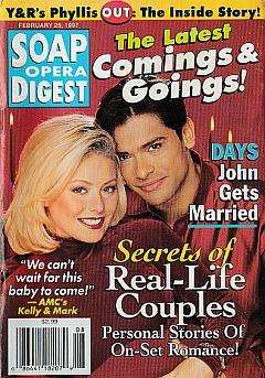 Soap Opera Digest - February 25, 1997