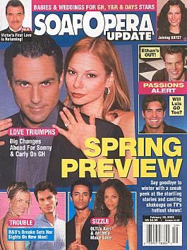 Soap Opera Update February 26, 2002