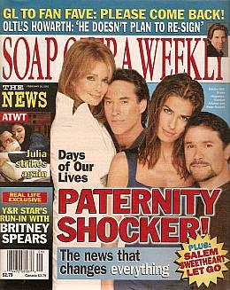 Soap Opera Weekly February 26, 2002
