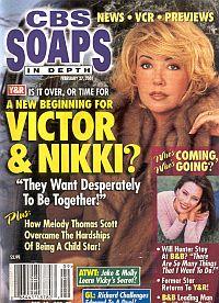 CBS Soaps In Depth February 27, 2001