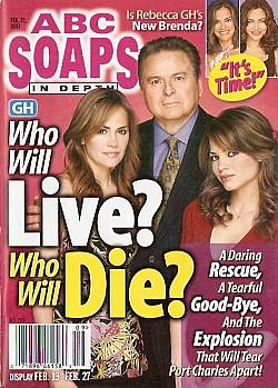 ABC Soaps In Depth February 27, 2007