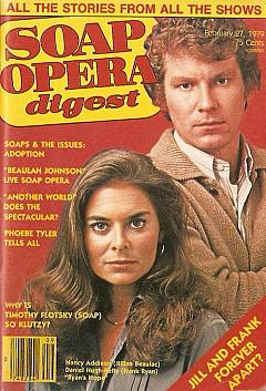 February 27, 1979 issue of Soap Opera Digest