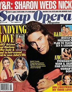 Soap Opera Magazine February 27, 1996