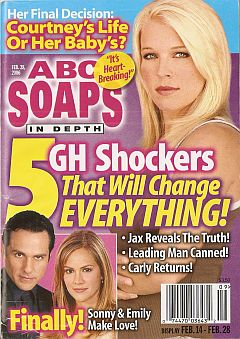 ABC Soaps In Depth February 28, 2006