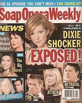 Soap Opera Weekly February 28, 2006