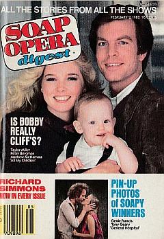 Soap Opera Digest - February 2, 1982