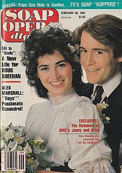 February 28, 1984 Soap Opera Digest