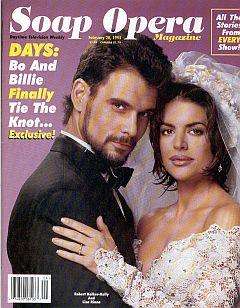 Soap Opera Magazine February 28, 1995