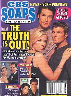 CBS Soaps In Depth February 29, 2000