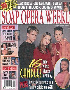 Soap Opera Weekly February 29, 2000