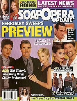 Soap Opera Update February 2, 1999