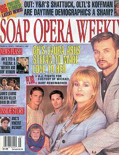 Soap Opera Weekly February 2, 1999
