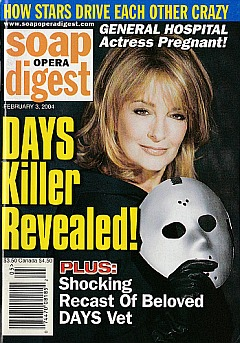 Soap Opera Digest Feb. 3, 2004
