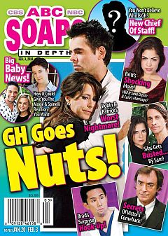 ABC Soaps In Depth February 3, 2014