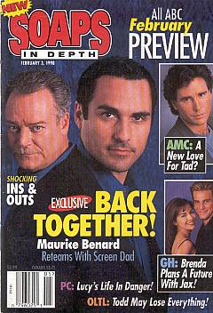 ABC Soaps In Depth - February 3, 1998