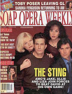 Soap Opera Weekly February 3, 1998
