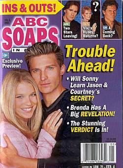 ABC Soaps In Depth February 4, 2003