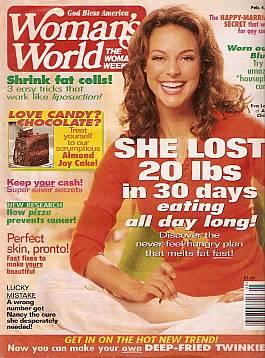 Woman's World February 4, 2003