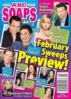 ABC Soaps In Depth February 4, 2013