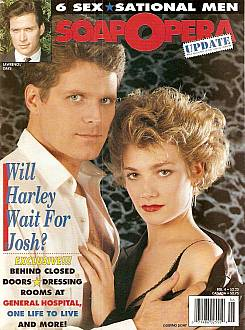 February 4, 1991 issue of Soap Opera Update magazine