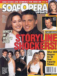 Soap Opera Update February 4, 1997