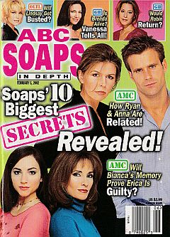ABC Soaps In Depth February 5, 2002