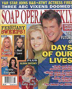 Soap Opera Weekly February 5, 2002