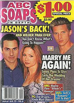 ABC Soaps In Depth February 6, 2001