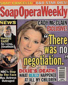 Soap Opera Weekly February 6, 2007