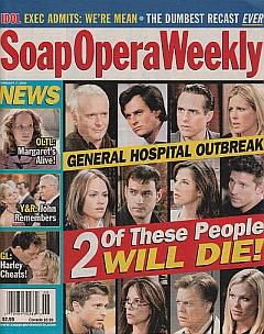 Soap Opera Weekly February 7, 2006