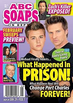 ABC Soaps In Depth February 7, 2011