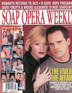 Soap Opera Weekly February 8, 2000
