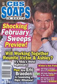CBS Soaps In Depth February 8, 2005