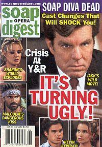 Soap Opera Digest Feb. 8, 2005