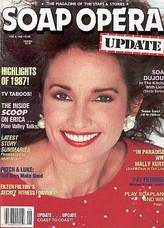 Soap Opera Update - February 8, 1988