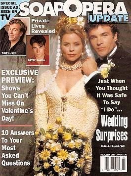 Soap Opera Update February 8, 1994
