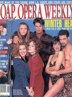 Soap Opera Weekly February 8, 1994