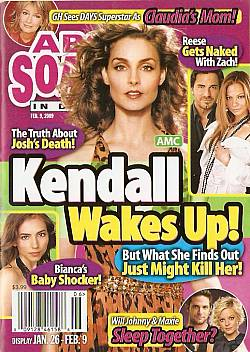 ABC Soaps In Depth February 9, 2009