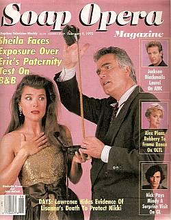 Soap Opera Magazine Feb. 9, 1993